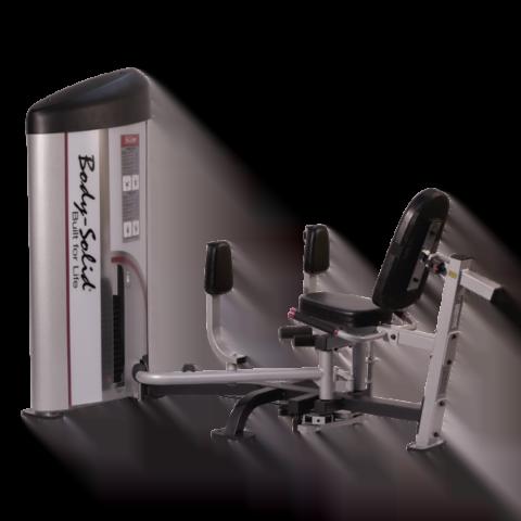 S2IOT är en kombinerad maskin för träning av utsida och insida lår