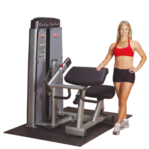 Kombinerad biceps och tricepsmaskin från Body Solid