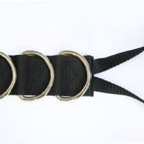 NSH100 är ett kraftigt enkelgrepp i nylon från Steelflex.