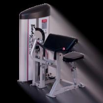 S2AC är en kraftig armcurls maskin från Body Solid