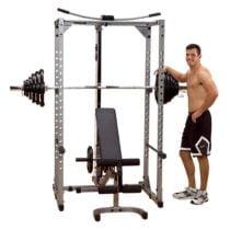 Bronspaketet är ett kompakt och kraftigt gympaket från Body Solid