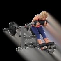 Mage och ryggmaskin från Body Solid