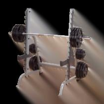 Half Rack från Body Solid för både känböj och bänkpress