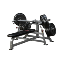 Kraftig bänkpress från Body Solid