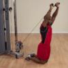 Balanserat triceps-grepp från Body-Solid