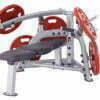 PLIP är en kraftig bänkpress från Steelflex Plate Load serie