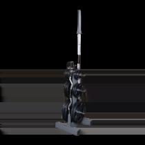 Vikthållare för olympiska vikter från Body-Solid