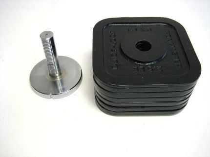 Viktpaket till justerbar Ironmaster Kettlebell