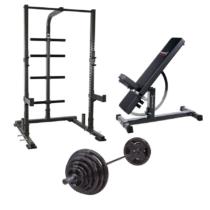 Gym-paket från Ironmaster. Gymutrustning av proffskvalitet