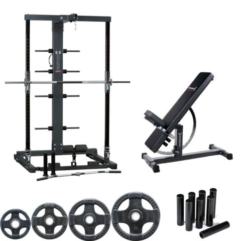 Gympaket från Ironmaster
