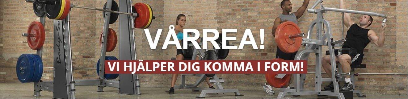 Banner Vårrea