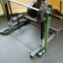 Gymbandsfästen till ironmaster smithmaskin IM2000