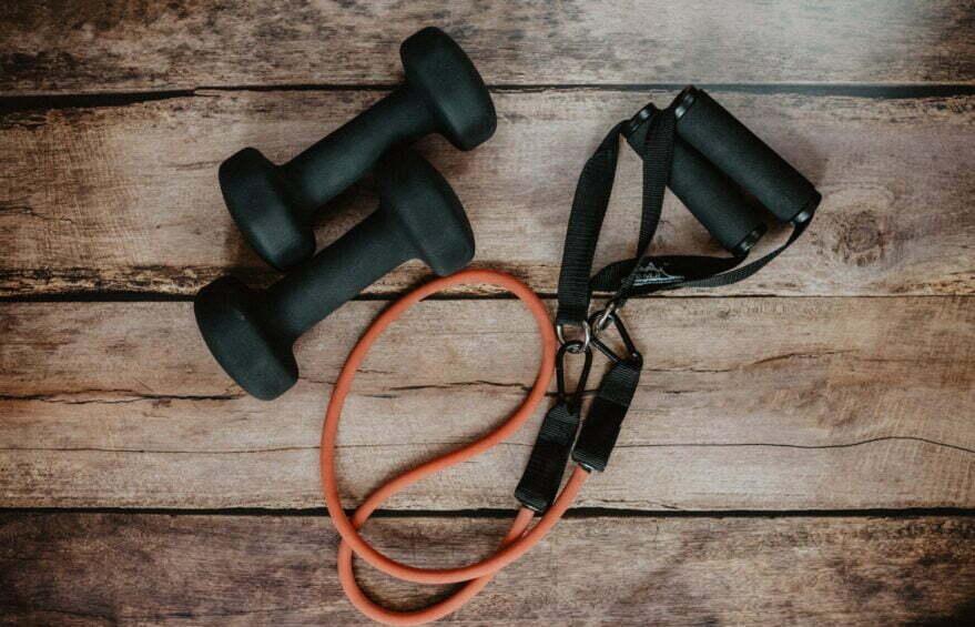 Hemmagym träningsredskap