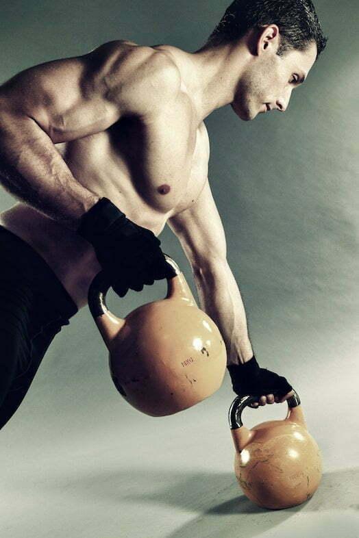 EMS stimulera muskler och blodcirkulation