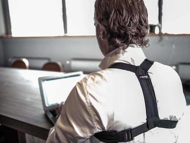 Flexi hållningsband kontor bra hållning